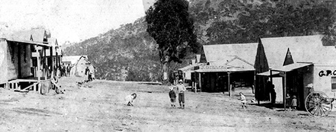 Cadia Village & Hinterland