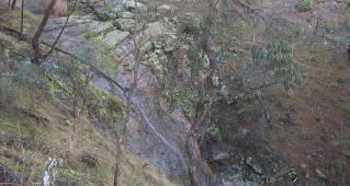 Waterfall at Little Cadia